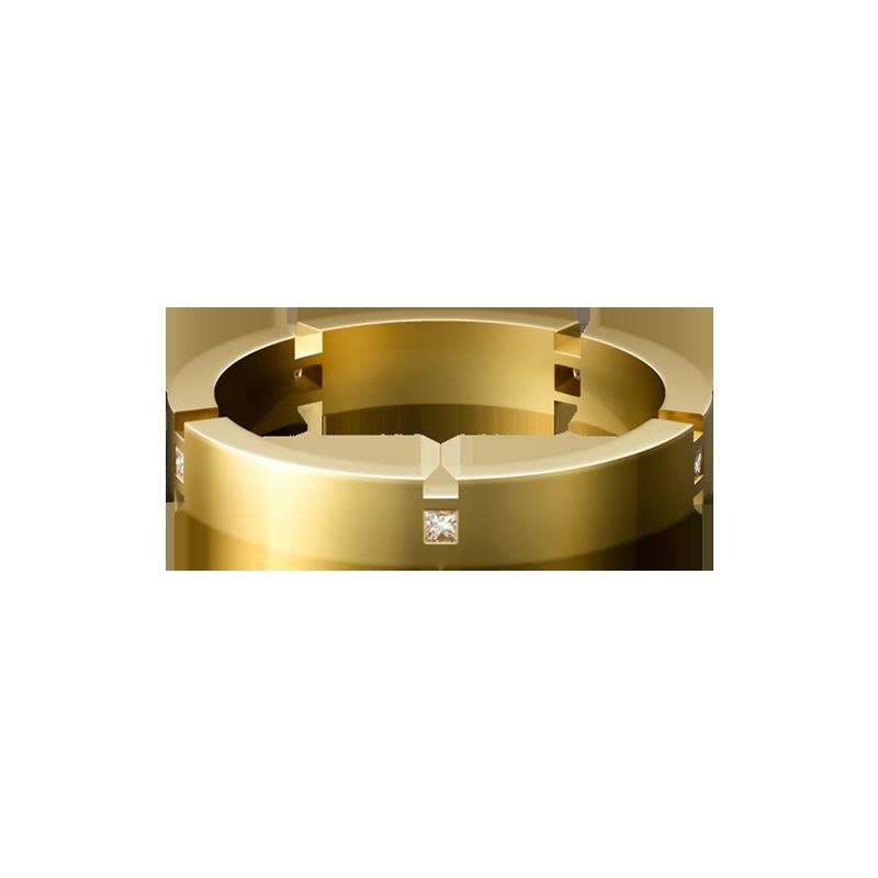 MECCANICO SMALL RING