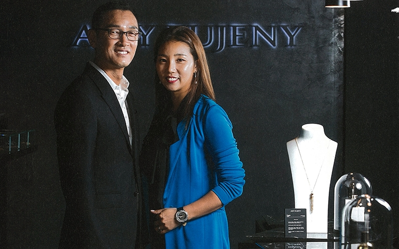 An interview with the Chairman, Eugene Kim and the CEO,Amy Jeon - <Forbes Korea>