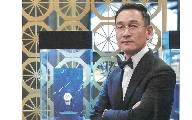 An interview with the chairman, Eugene Kim - <Forbes Korea>