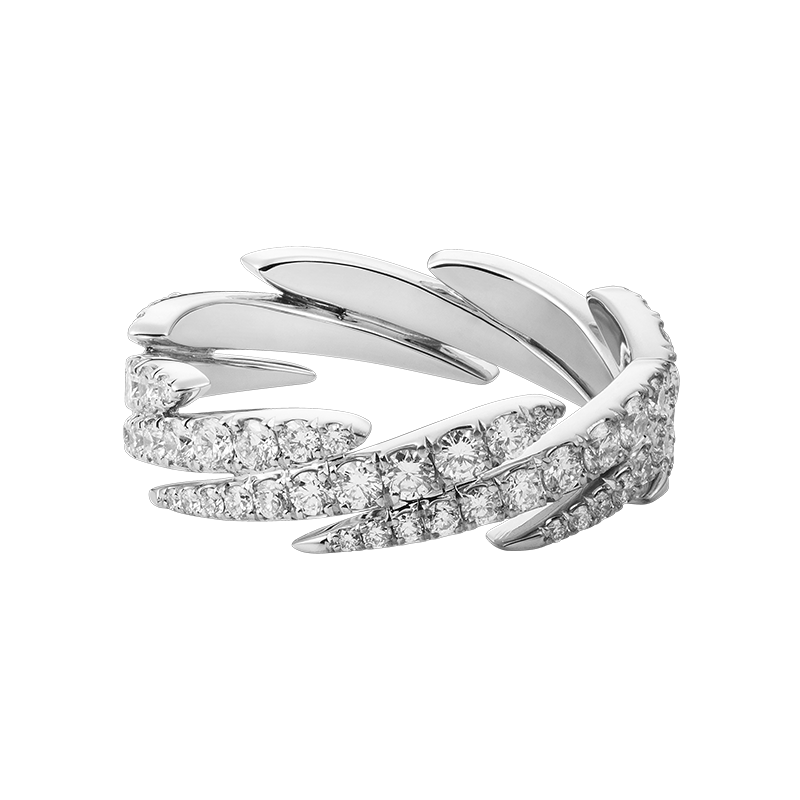 EUGENII PAVE RING